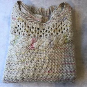 American Eagle Outfitters Chunky Knit Sweater L l